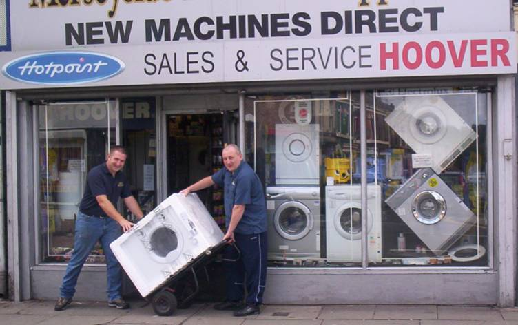 MDA Washing Machines